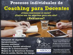 Procesos de Coaching para Docentes