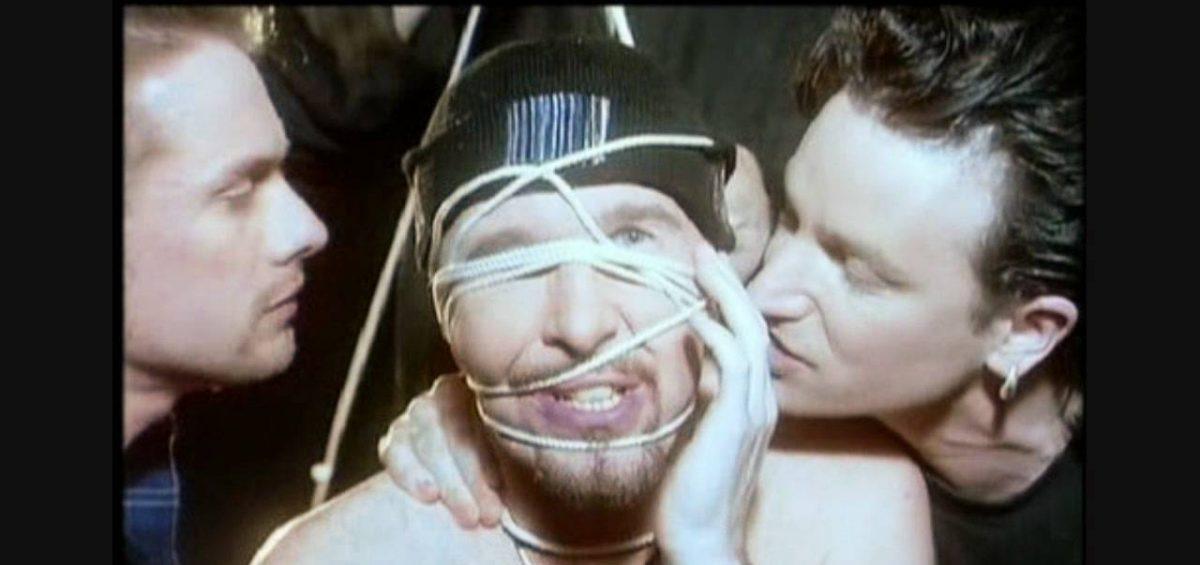 The Edge, U2 en vídeo NUMB