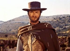 Clint Eastwood en el bueno, el feo y el malo