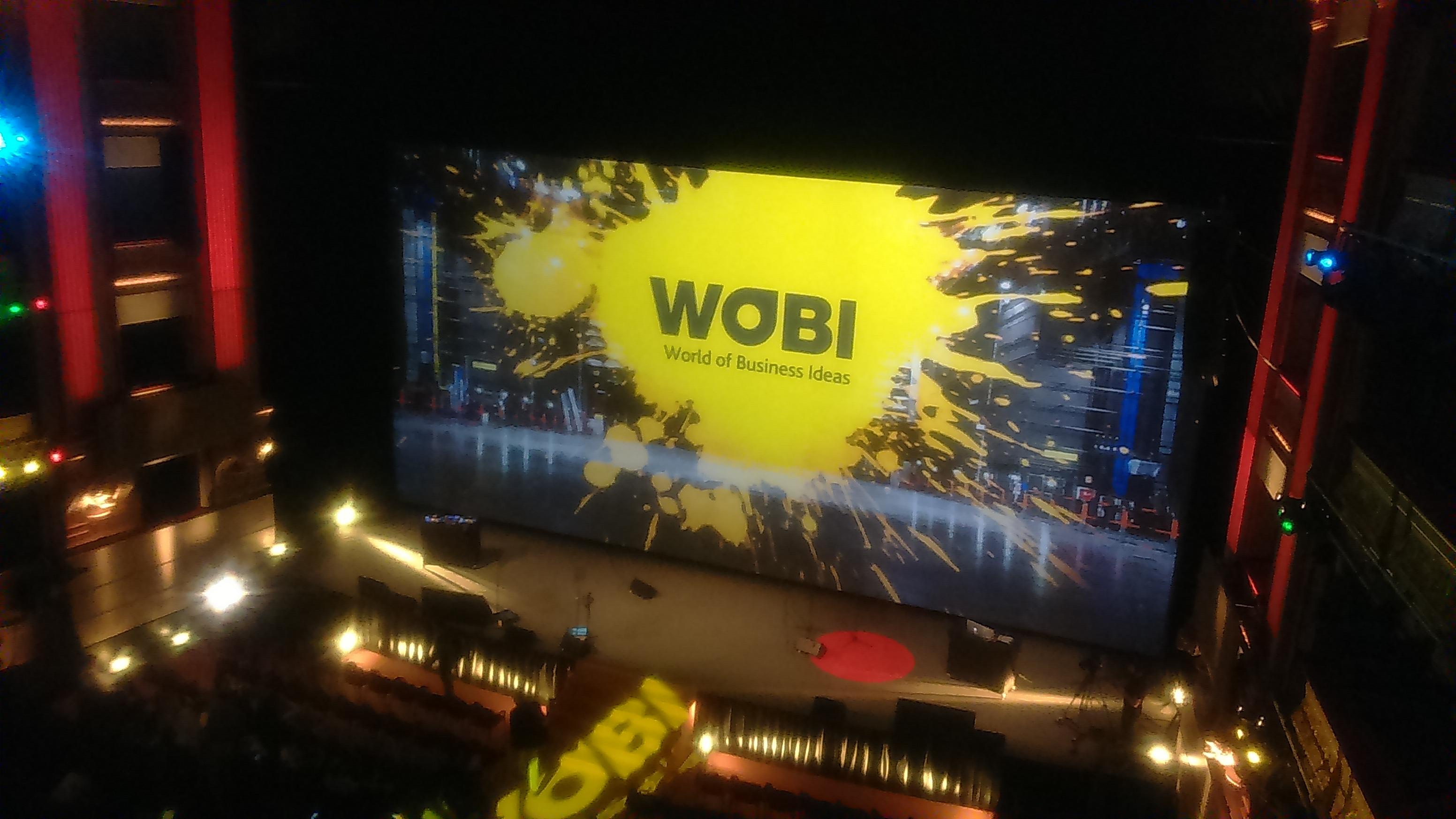 Escenario del Teatro Real, escenario del World Business Forum de Madrid 2015
