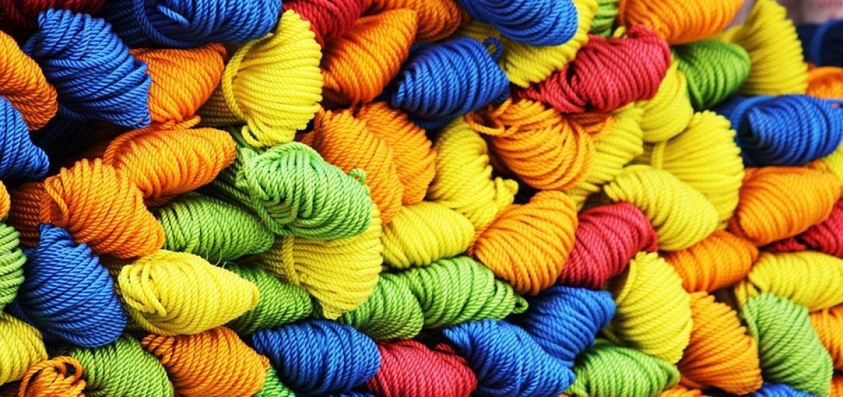 rollos de cuerda