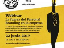 Personal Branding Lab Day 2017 David Barreda Marca Personal formación