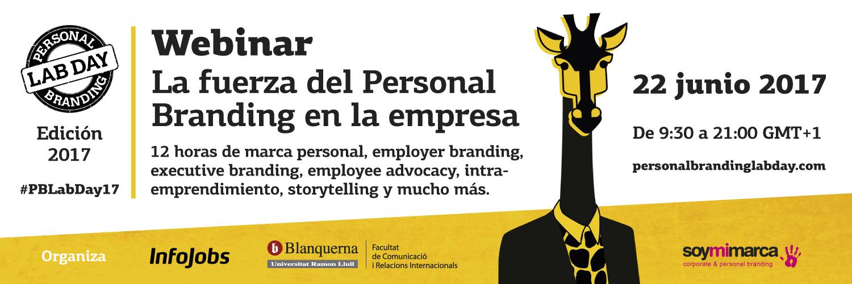 Personal Branding Lab Day David Barreda Marca Personal talleres