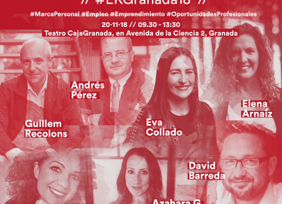 #EKGranada18 cartel