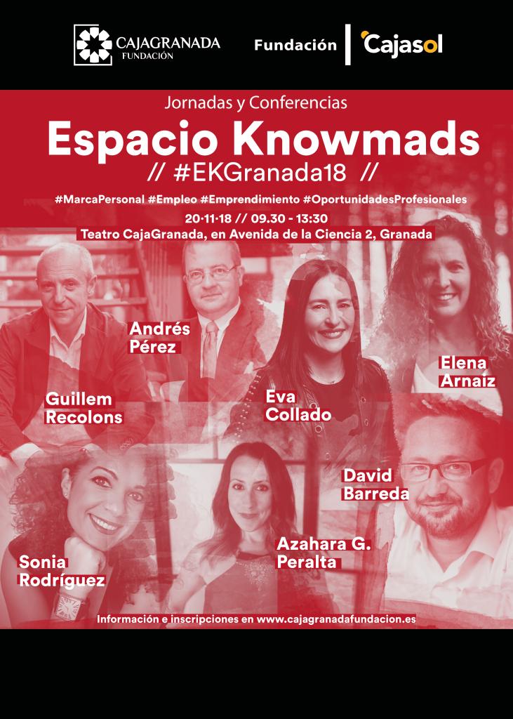 #EKGranada18 cartel
