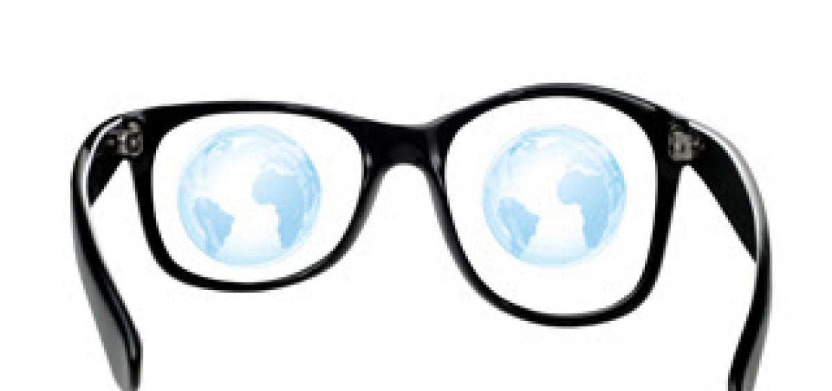 gafas para ver el mundo