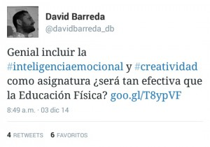 tweet david barreda