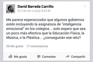 facebook david barreda