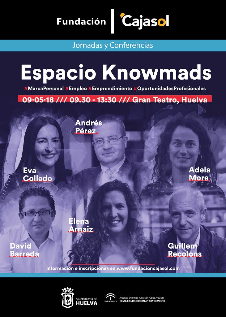Espacio Knowmads Huelva 2018