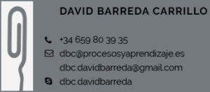 David Barreda contacto